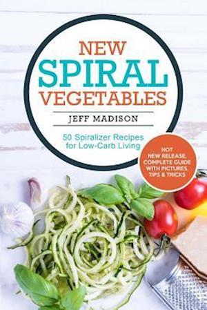 Bog, paperback New Spiral Vegetables af Jeff Madison