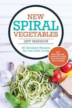 New Spiral Vegetables af Jeff Madison