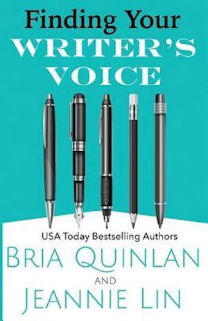 Bog, paperback Finding Your Voice and Making It Heard af Bria Quinlan, Jeannie Lin