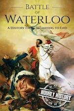 Battle of Waterloo af Hourly History