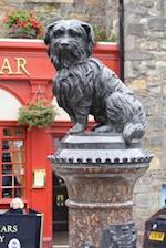 Greyfriars Bobby Dog Statue in Edinburgh Scotland Journal