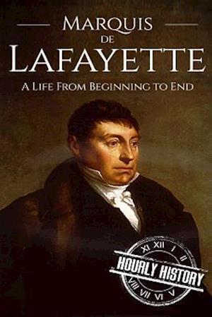 Bog, paperback Marquis de Lafayette af Hourly History
