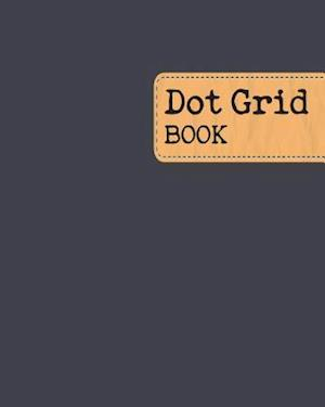 Bog, paperback Dot Grid Composition Notebook af Mind Publisher