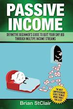 Passive Income af Brian Stclair