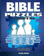 Bible Puzzles for Adults and Kids af Omolove Jay