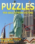 Puzzles for Adult Stroke Victims