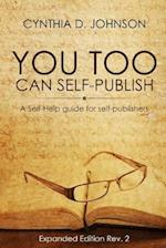 You Too Can Self-Publish