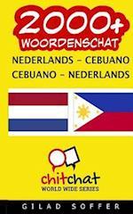2000+ Nederlands - Cebuano Cebuano - Nederlands Woordenschat