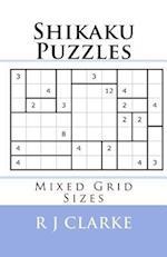 Shikaku Puzzles