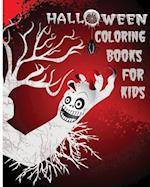 Halloween Coloring Books for Kids af Aubrey Brooklyn