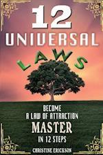 12 Universal Laws af Christine Erickson