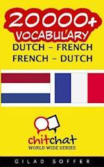 20000+ Dutch - French French - Dutch Vocabulary