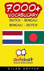 7000+ Dutch - Bengali Bengali - Dutch Vocabulary