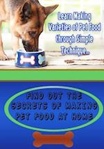 Making Pet Food at Home