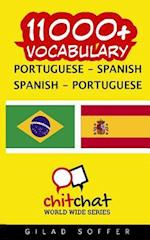 11000+ Portuguese - Spanish Spanish - Portuguese Vocabulary
