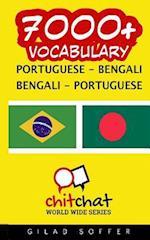 7000+ Portuguese - Bengali Bengali - Portuguese Vocabulary