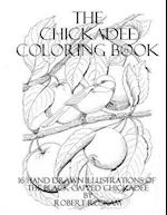The Chickadee Coloringbook af Robert Roskam