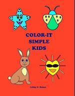 Color-It Simple Kids