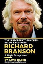 Richard Branson - Top 13 Secrets to Success in Life & Business af Entrepreneurship Facts