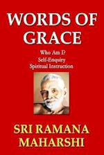 Words of Grace af Sri Ramana Maharshi