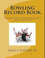 Bowling Record Book