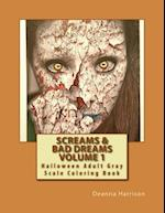 Screams & Bad Dreams Volume 1 af Deanna L. Harrison