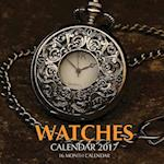 Watches Calendar 2017