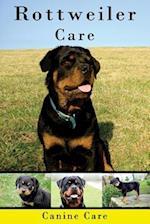 Rottweiler Care