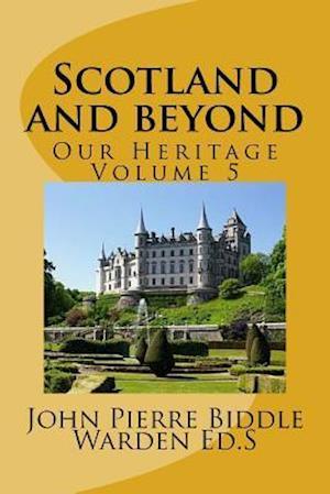Bog, paperback Scotland and Beyond af MR John Pierre Biddle Warden Eds