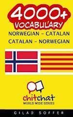 4000+ Norwegian - Catalan Catalan - Norwegian Vocabulary