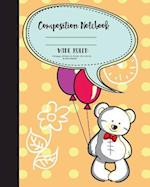Primary Composition Book - Fairy