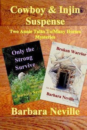 Bog, paperback Cowboy & Injin Suspense af Barbara Neville