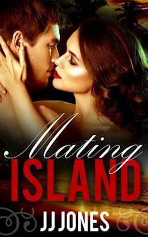 Bog, paperback Mating Island af Jj Jones