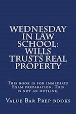 Wednesday in Law School