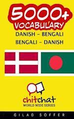 5000+ Danish - Bengali Bengali - Danish Vocabulary