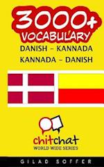 3000+ Danish - Kannada Kannada - Danish Vocabulary