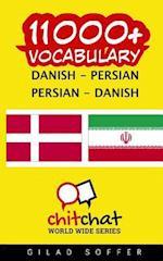 11000+ Danish - Persian Persian - Danish Vocabulary
