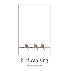 Bog, paperback Bird Can Sing af Rick Burnett Baker