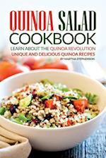 Quinoa Salad Cookbook - Learn about the Quinoa Revolution