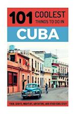 Cuba af 101 Coolest Things