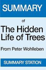 Summary of the Hidden Life of Trees