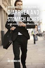44 Fast and Effective Solutions to Diarrhea and Stomach Aches af Joe Correa Csn