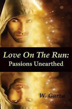 Bog, paperback Love on the Run af MR W. Garza