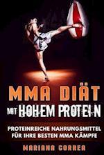 Mma Diat Mit Hohem Protein