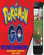 Pokemon Go the Ultimate Colouring Book