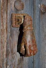 Hand Shaped Door Knocker Journal
