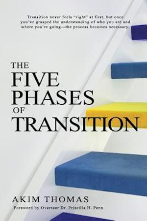 Bog, paperback The Five Phases of Transition af Akim Thomas