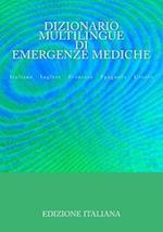 Dizionario Multilingue Di Emergenze Mediche