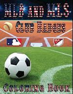 Mlb and MLS Club Badges