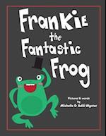 Frankie the Fantastic Frog